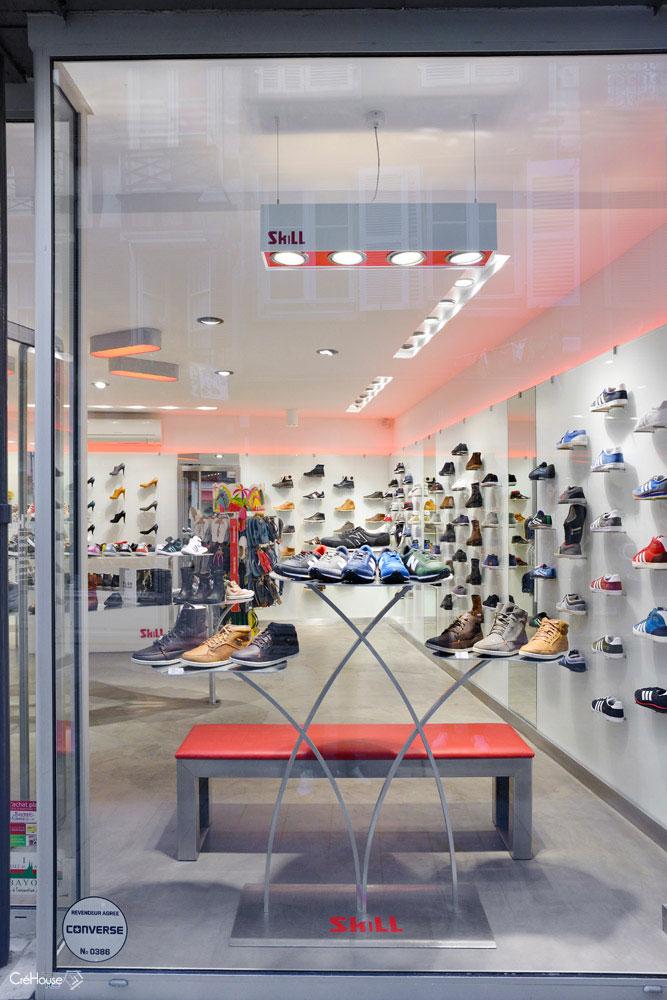 agence cr house magasin de chaussures homme femme. Black Bedroom Furniture Sets. Home Design Ideas
