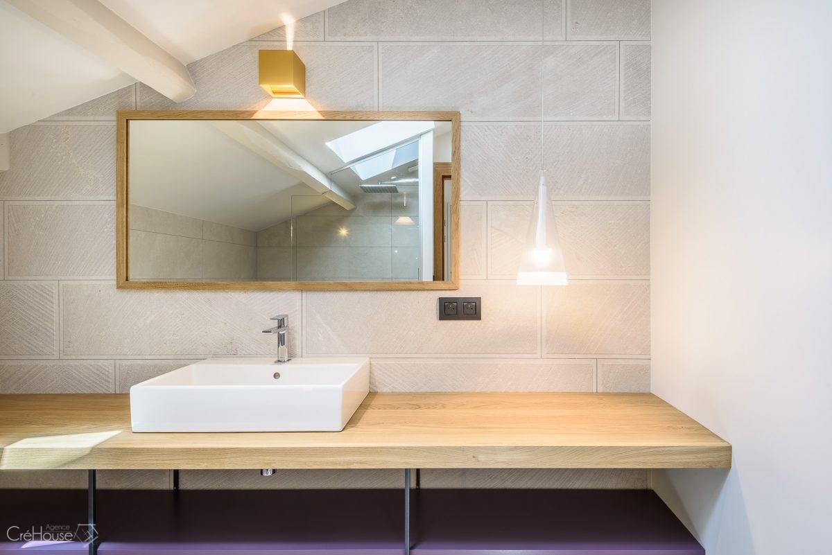 Agence cr house des salles de bain sur mesure for Mesure salle de bain